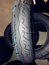 MOTORCYCLE TYRE 3.00-10 with blue line
