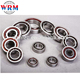 Single row angular contact ball bearing 7303 for screw chillers