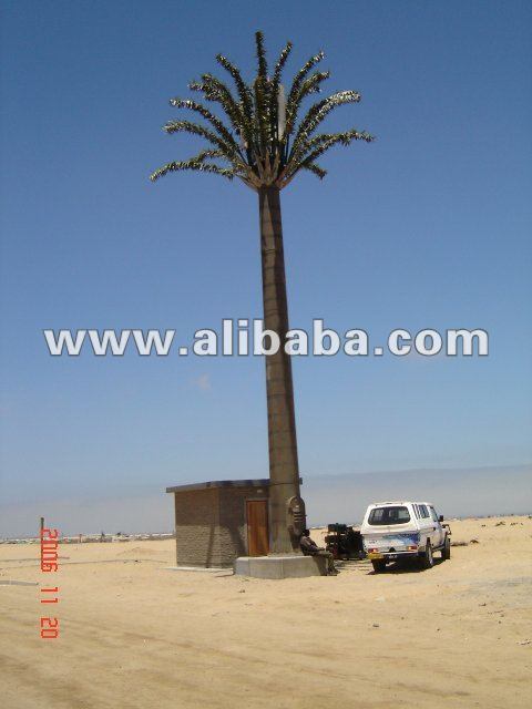 Palm Tree Tower Mast