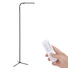 UYLED 12 Volt 2.4G Wireless Remote Control Modern LED Floor Lamp For Living Room