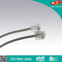 Super Quality Indoor Coiled Telephone Cords