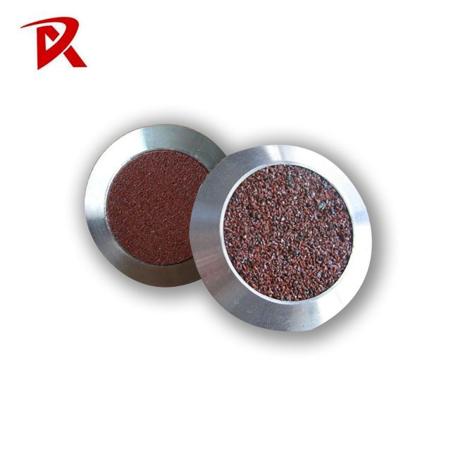 Stainless steel road warning studs tactile paving indicators