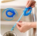 Retractable Bathroom Hair Sewer Filter Drain Sink Cleaners Anti Clogging Floor Wig Removal Clog Tools