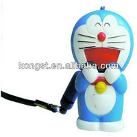 Gold supplier cartoon usb flash drive,8gb/16gb cartoon anime character usb flash drive low cost