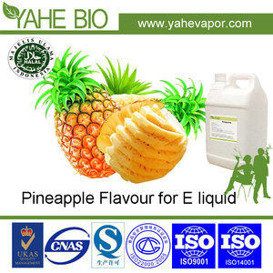 Pineapple e cigarette liquid flavor with more than 300 different flavors are available