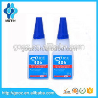 Instant adhesives Motin 406 cyanoacrylate adhesive for plastic 20g