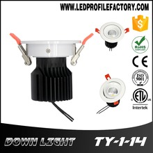 slim led downlight, cob led downlight india xxxx, ip65 led surface mounted downlight