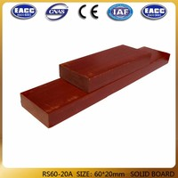 Bench Board Outdoor Plant Terrace Railing Water Proof Balcony Slat ANTI- rot Wood Like WPC Products Made in China