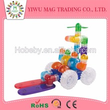 Hot selling printed new style diy magnetic puzzle game and building toys for boys