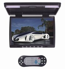 15.4 inch car portable monitor with DVD player