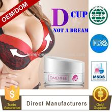 OEM/ODM/OBM 2017 new China Manufacturer Factory Price breast actives cream