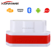 Auto scanner KW901 Bluetooth 4.0 Elm327 OBD2 Adapter for Android IOS Auto Diagnosis Scanner ODB 2 Bluetooth Elm 327 OBD 2