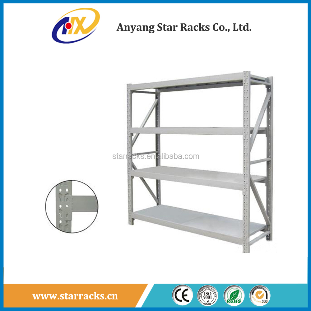 Steel Material, 2000x600x2000mm,4 Layers,280kg/Layer Capacity, Warehouse Storage Pallet <strong>Rack</strong>