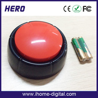 Custom Sound System Speaker promotion custom talking button press voice box with animal sound