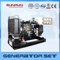 open type 10kw diesel generator for hot sale