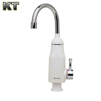 Instaneous water heater mount tankless electric water heater faucet