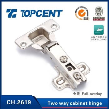 35mm cup cold-rolled full overlay kitchen cabinet steel hinge