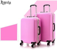Hottest ABS/PC luggage case, trolley luggage, luggage bags