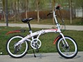 China high quality 20 inch folding bike foldable bicycle