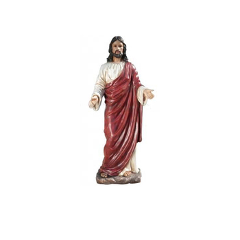Full of love Christ Figurine Resin Religious Jesus Statues For sale