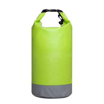 Colorful PVC Waterproof Dry Bag for Outdoor Activities