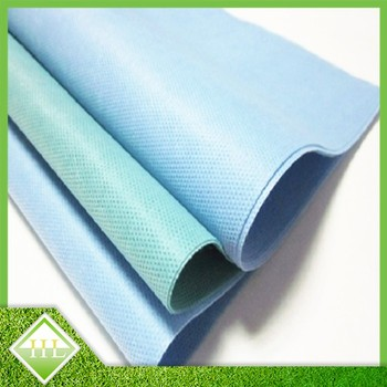 Textile pp spunbond nonwoven fabric use in hospital bed sheet fabric