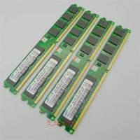 Used Branded Laptop Hardware DDR2 RAMs 1GB Cheap ram Memory