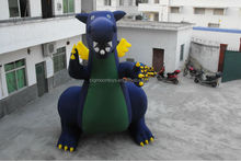 customized giant inflatable dragon/ inflatable advertising dragon model/ large inflatable dragon balloon