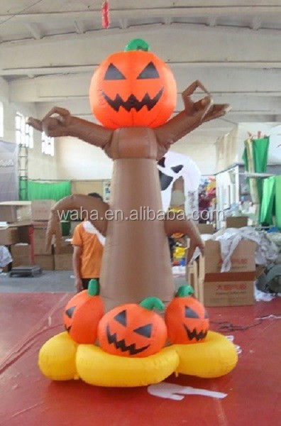 Halloween pumpkin/6ft/8ft/10ft/16ft/halloween pumpkin tree W86