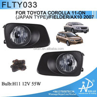 Fog Light For TOYOTA COROLLA 2011 JAPAN TYPE FIELDER AX10 2007 Fog Lamp