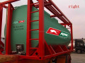 20ft ISO tank container for Petrol and Disel