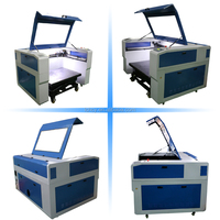 Leetro marble/tombstone/granite laser engraving machine with lifting trolley