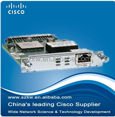 Original and new Cisco module HWIC-1T for Cisco routers