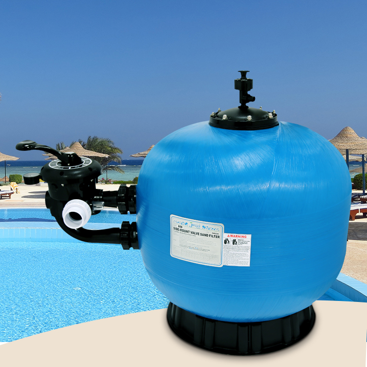 JAZZI Swimming Pool Sand Filter With Water Pump 040216-040256