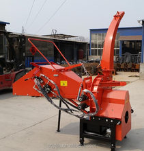Original manufacturer WC-8 tractor pto wood chipper with CE approved