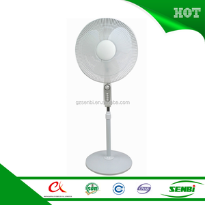 electric AC DC 12 volt 18'' stand fan motor specs