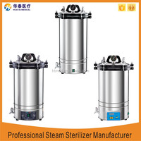 Dual Scale Indicate Pressure Gauge For Lab Autoclave Sterilizer