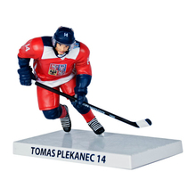 polyresin ice hockey player,giant resin puckster,customized sport cartoon character