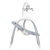 Baby Rocker Swing Swinging Bouncer Chair Infant bed folding baby moses basket baby cribs with Musical Toys Star Light