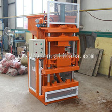 New automatick hydraulic pressure hy-1 manufacturing process of clay brick machine