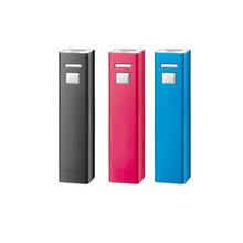 MOST selling Mobile power bank 2200mah 2600 mah with lipsticks tube