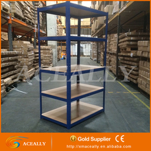 Warehouse racks steel frame layout long span stacking storage workshop racking systems