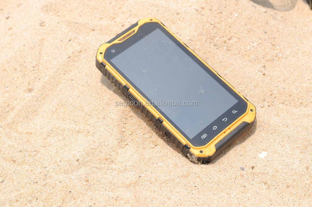 4.3inch Touch Screen MTK6582 Quad Core RAM1GB ROM8GB IP 68 Grade Rugged Waterproof Cell Phone
