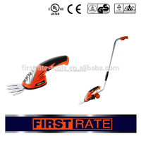 7.2V Li-ion 2 in 1 Cordless Grass Trimmer, Cordless hedge trimmer,Cordless grass shear