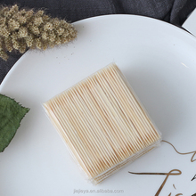 Eco friendly natural bamboo toothpicks