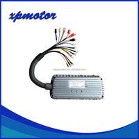 2000W 48V 60V 72V Electric Bike Brushless DC Motor Controller For Electric Scooter