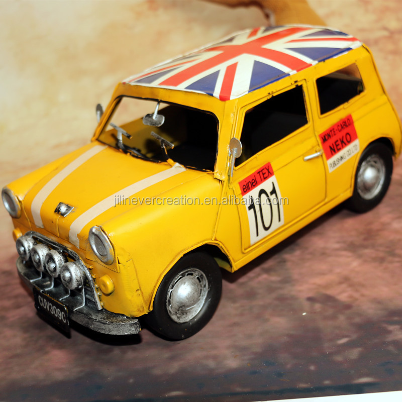Antique Metal Model Car Model For Decoration