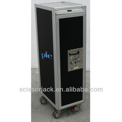 7591 Half- Size Airline Meal Trolley Meal Trolley