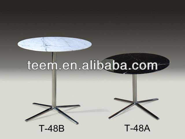 2014 modern interior furniture two layer coffee table T-48A
