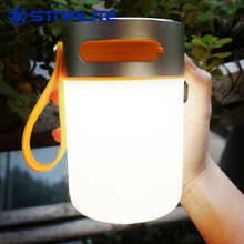 STARLITE led lantern with power bank waterproof led lantern with bluetooth